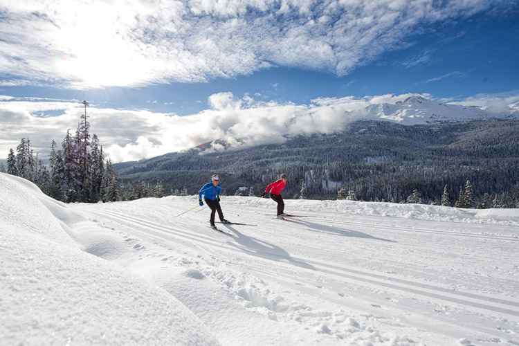 Nordic Skiing in Whistler