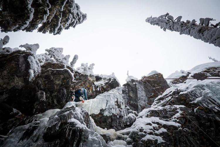 Whistler Ice Climbing Guide