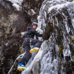 Ice Climbing in Whistler