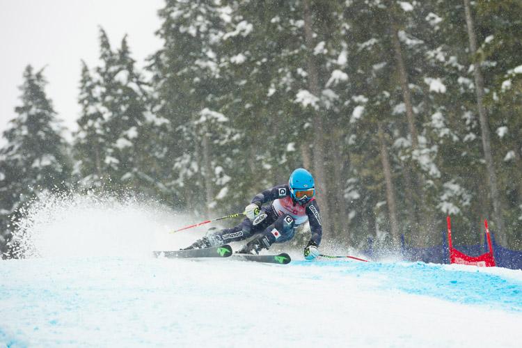 Whistler Cup Ski Race