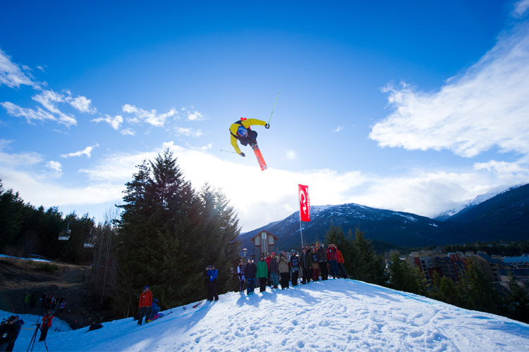 Bog Air Competition at Whistler World Ski and Snowboard Festival