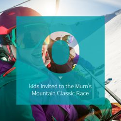 Moms Mountain Classic Race on Whistler