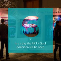 ART + Soul Exhibition at WSSF