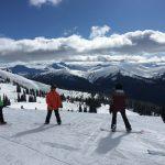 Women's snowboard camp in Whistler
