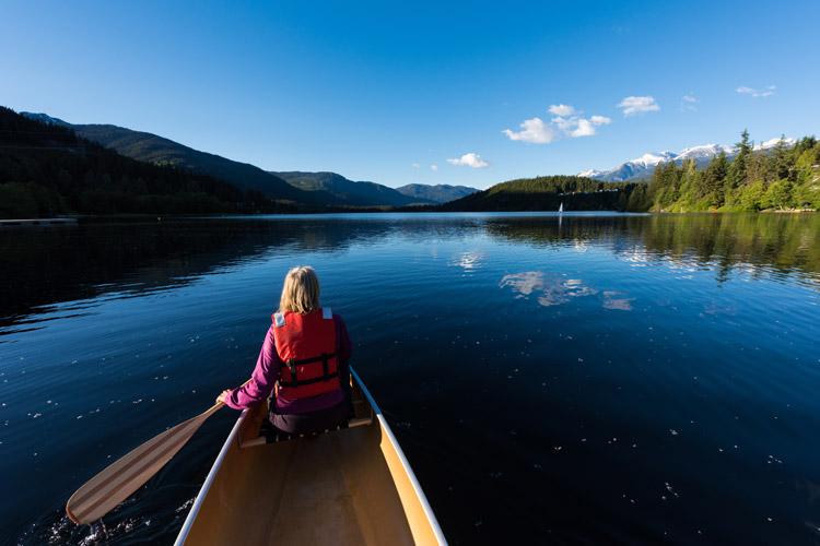 Alta Lake, Whistler BC.
