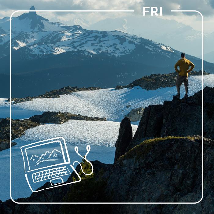 Whistler's Alpine Hiking Trails