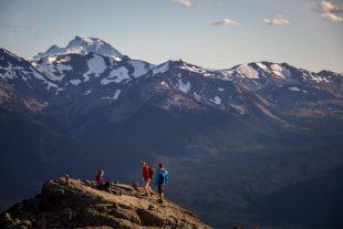 Alpine Hiking in Whistler BC