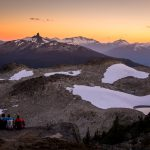 Black Tusk at Sunset, Whistler BC