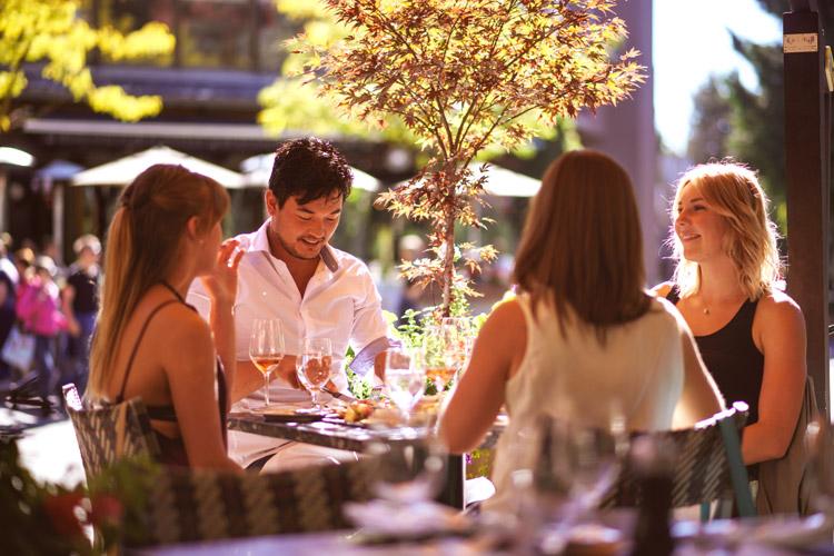 Araxi Bar + Grill, Whistler