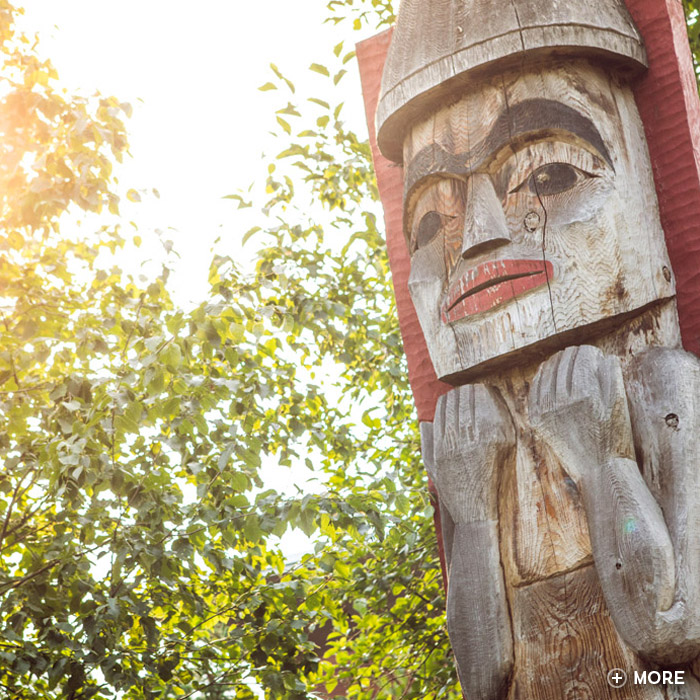 Whistler First Nation Heritage