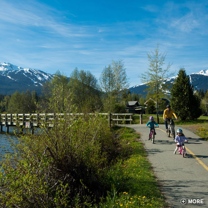 Whistler's Valley Trail