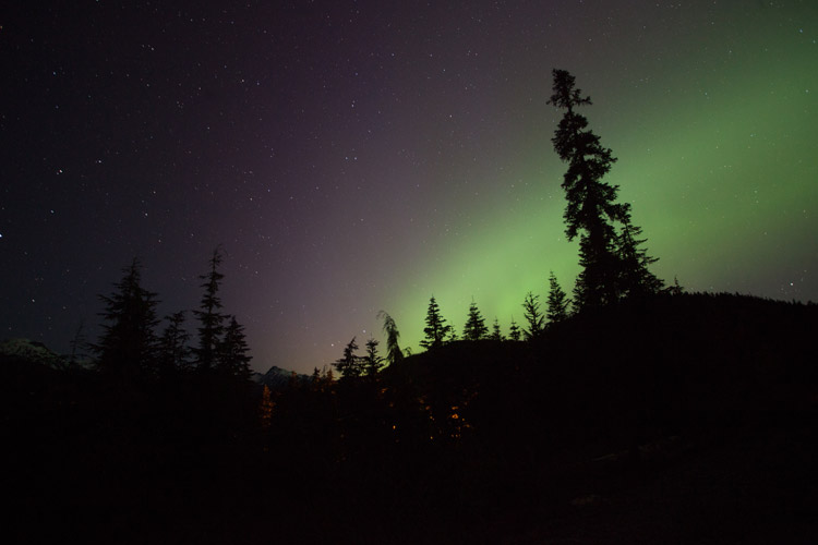 Ollie Jones photo of Northern Lights