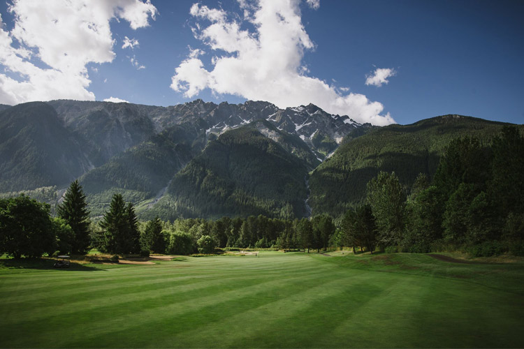 Big Sky Golf Club Pemberton Valley