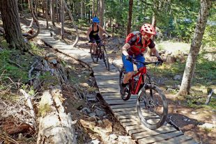 Whistler Bike Trails