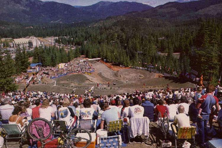 Whistler BMX World Championships