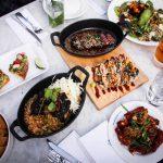 Earls Whistler food menu