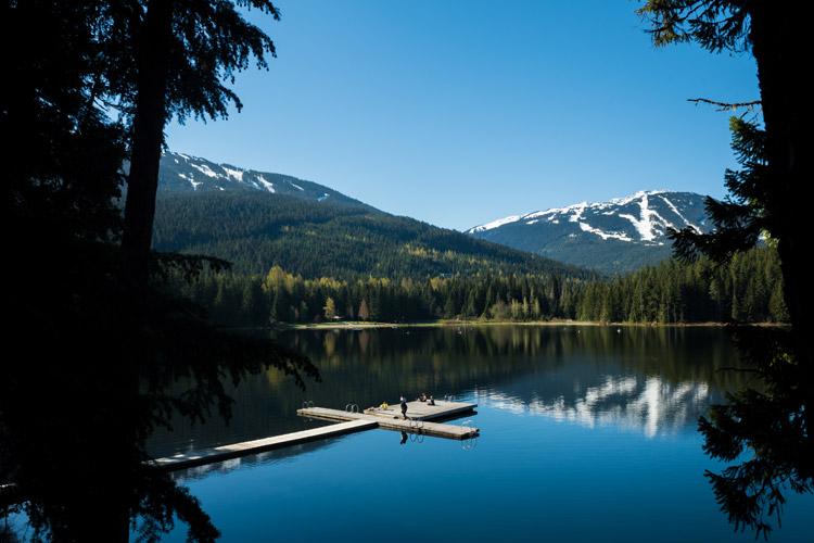 Lost Lake Hike Whistler