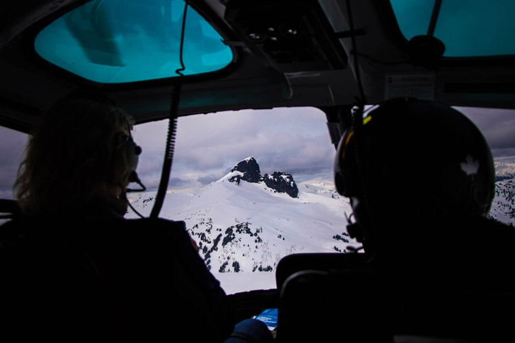 Black Tusk Helicopter Tour