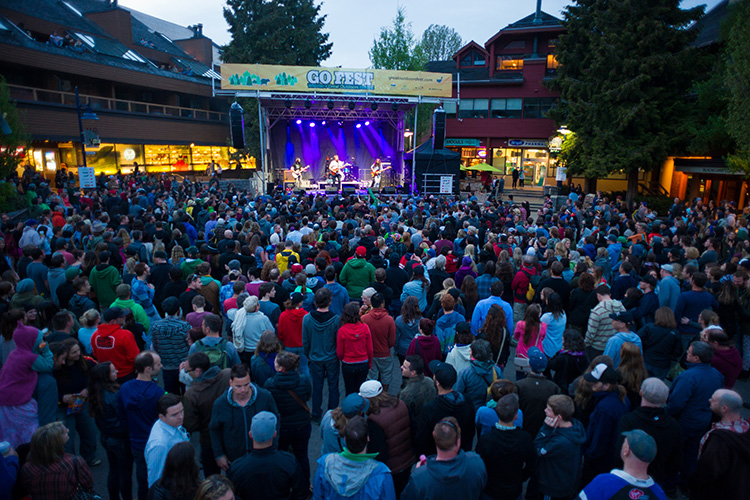 Free Concerts in Whistler
