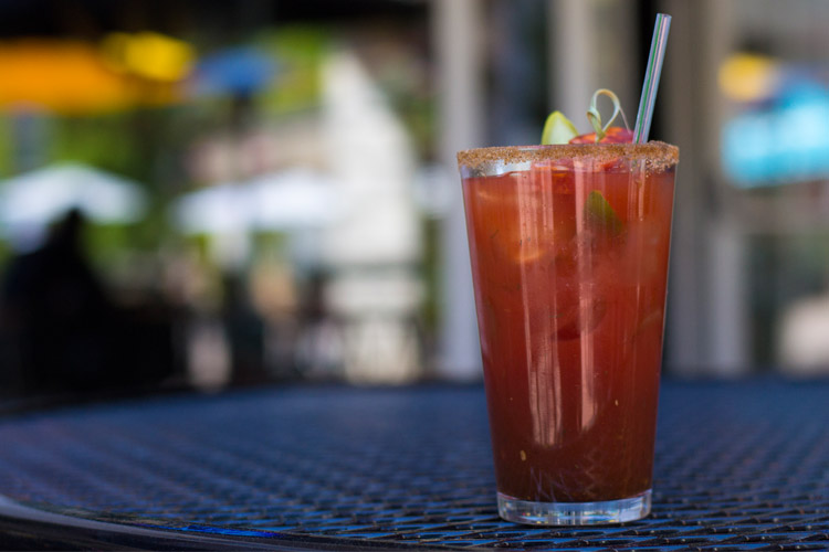 Caesar from Handlebar Beer and Apres