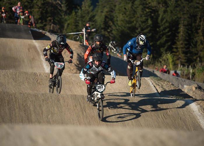 Whistler BMX Club Race