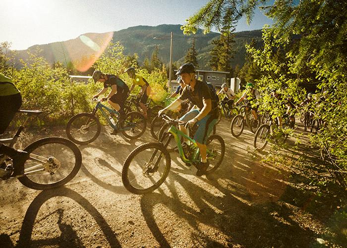 Weekly WORCA Toonie Race in Whistler