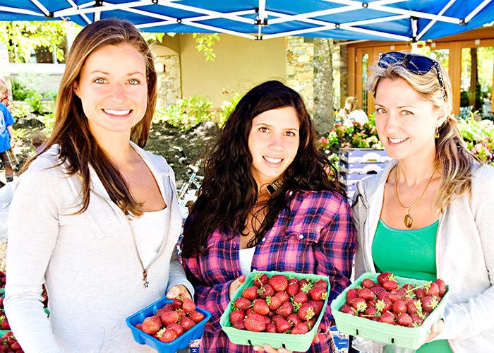 Whistler's backyard brands - Whistler Farmers' Market