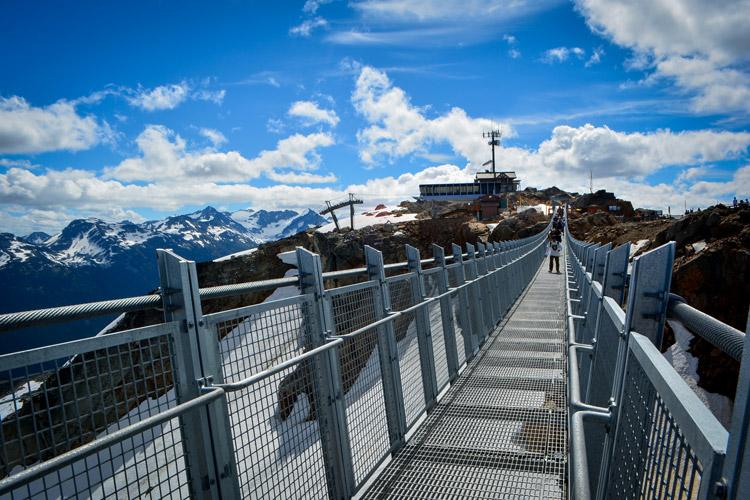 Whistler Peak Bridge