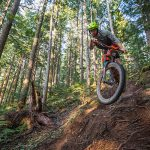 Blackcomb Mountain Trails in Whistler