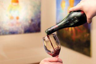 Wine tasting at Whistler's new October Wine Walks