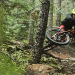 Mountain biking in Cheakamus