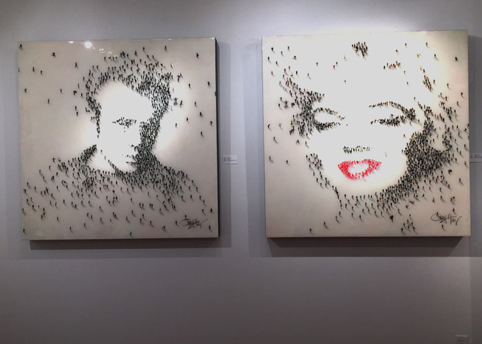Art work of Craig Alan at the Whistler Contemporary Gallery