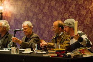 Whistler Writer's Festival Crime Panel