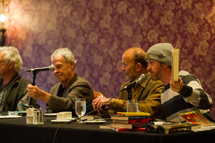 Whistler Writer's Festival Crime Panel