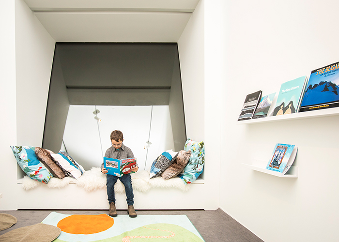 Family Studio Sundays at the Audain Art Museum