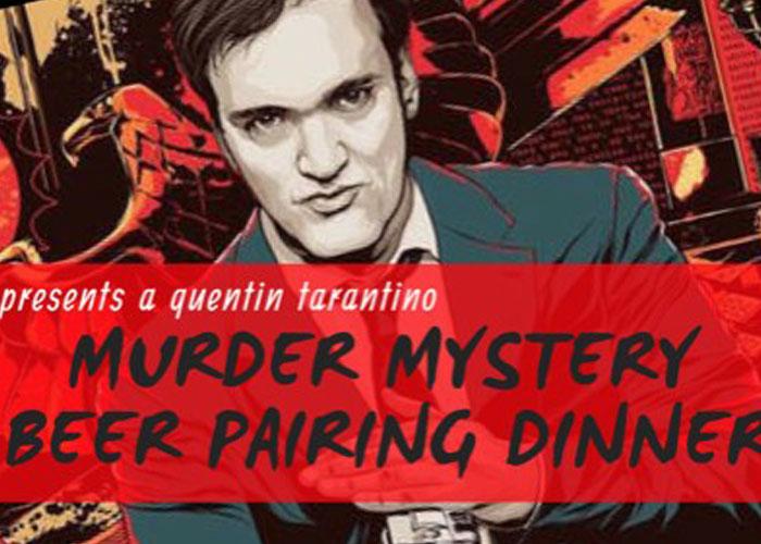 Brickworks murder mystery night in Whistler for Halloween