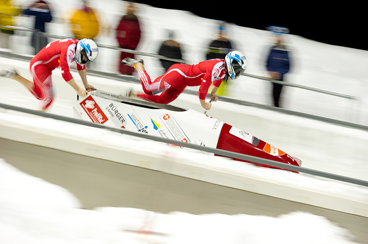 Men's World Cup Bobsleigh