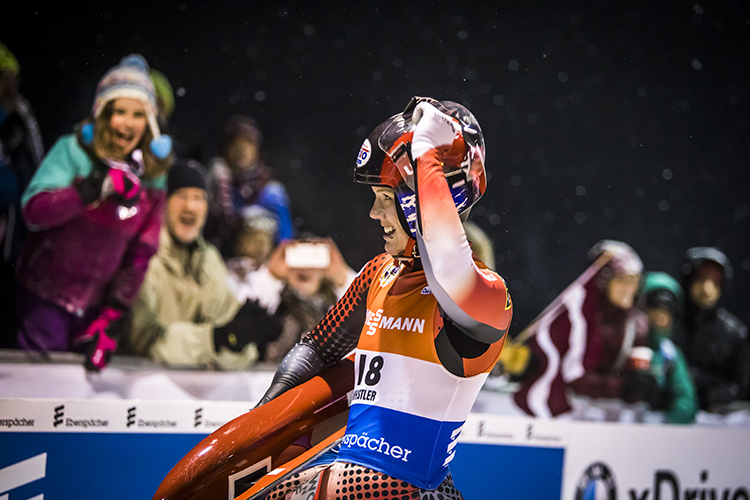The Luge World Cup