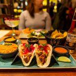 The Cochinita Pork Taco at Mexican Corner.