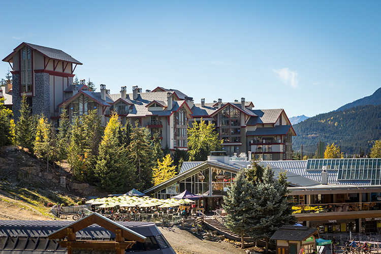 Hotel in Whistler Village