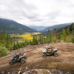 RZR Tour riding by Soo Valley lookout