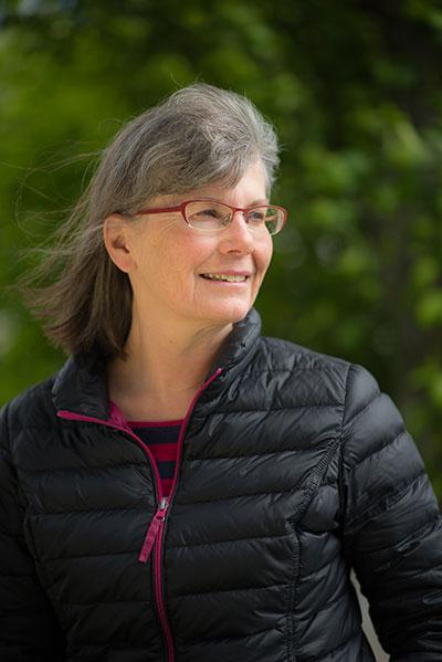 Author Jane Reid.