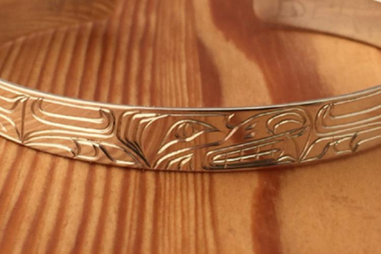 Bracelet by Nancy Dawson