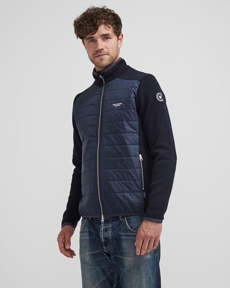 A man models the Holebrook Peder Jacket.
