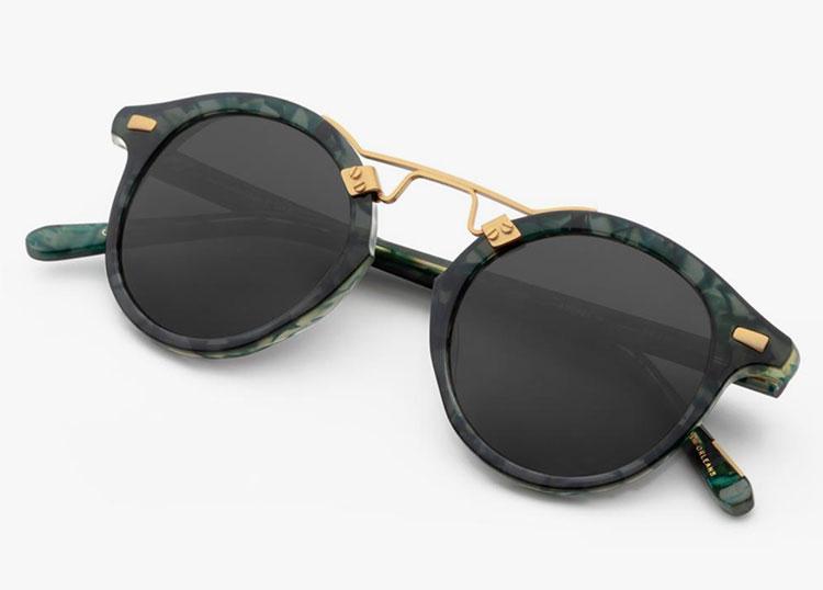 St. Louis sunglasses.