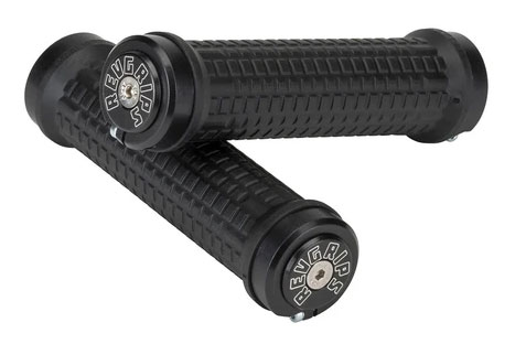 A shot of the Rev Grips.