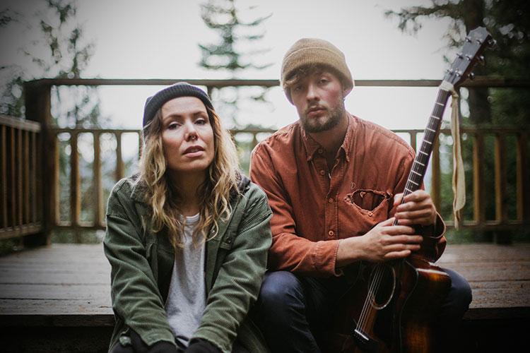 Charlie and Helen from Little Earthquakes