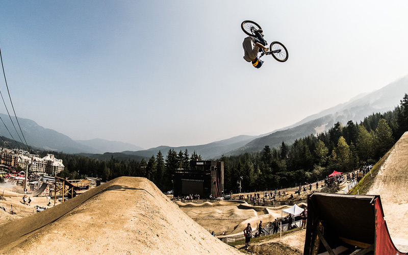 RedBull Joyride Competition