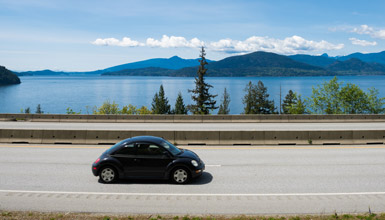 Sea to Sky Highway Drive