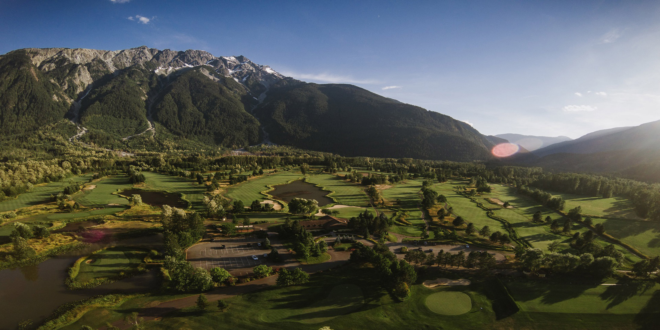 Big Sky Golf Pemberton